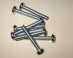 Turfboard retaining bolt, 40mm